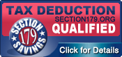 Section 179 Tax Deductions Click for Details
